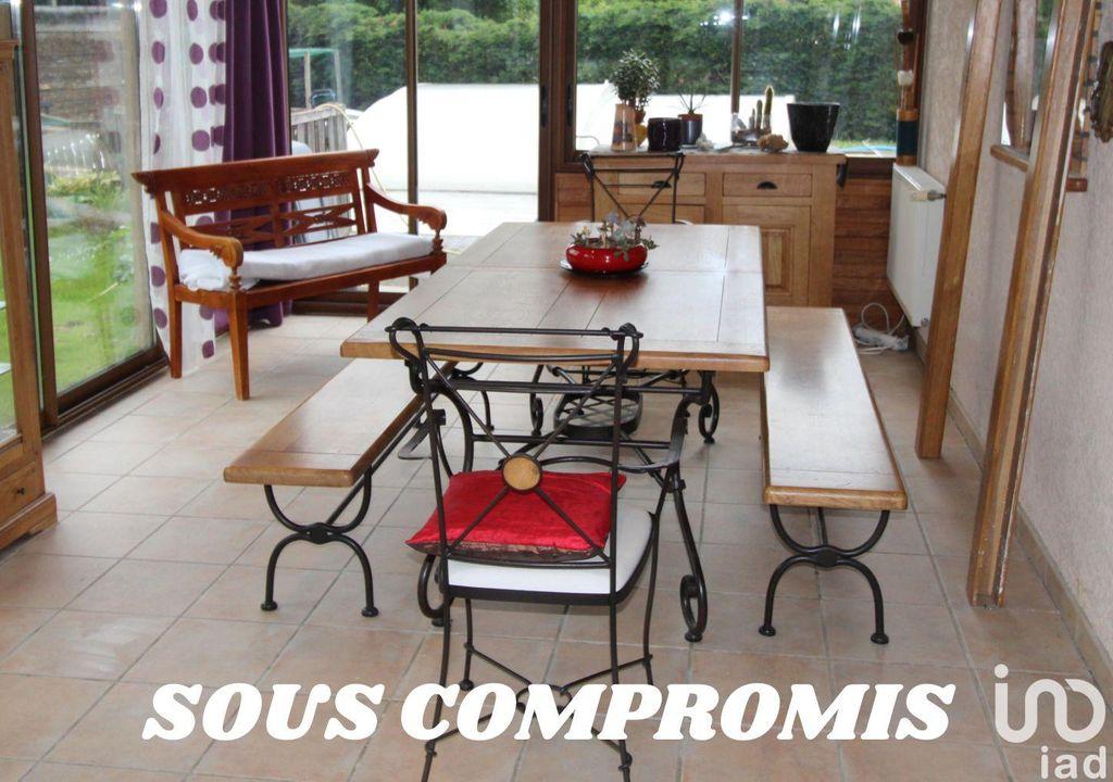 Achat maison 4chambres 220m² - Saint-André-de-Corcy