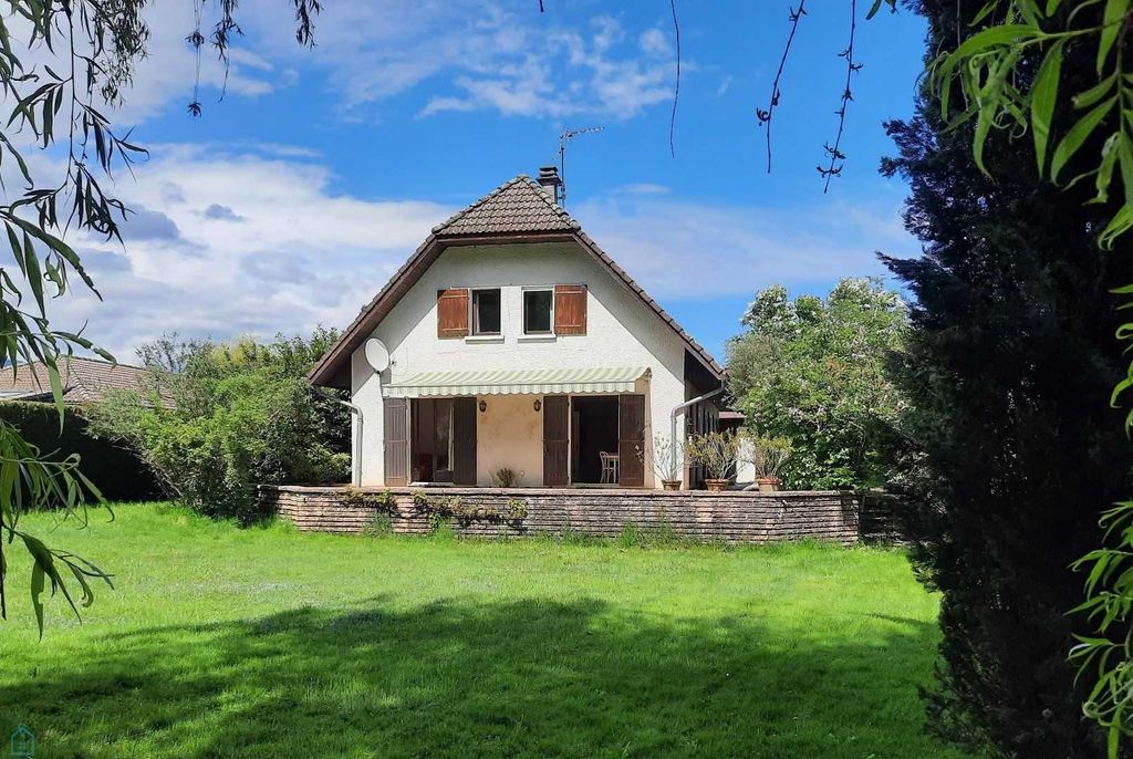 Achat maison 4chambres 140m² - Ségny