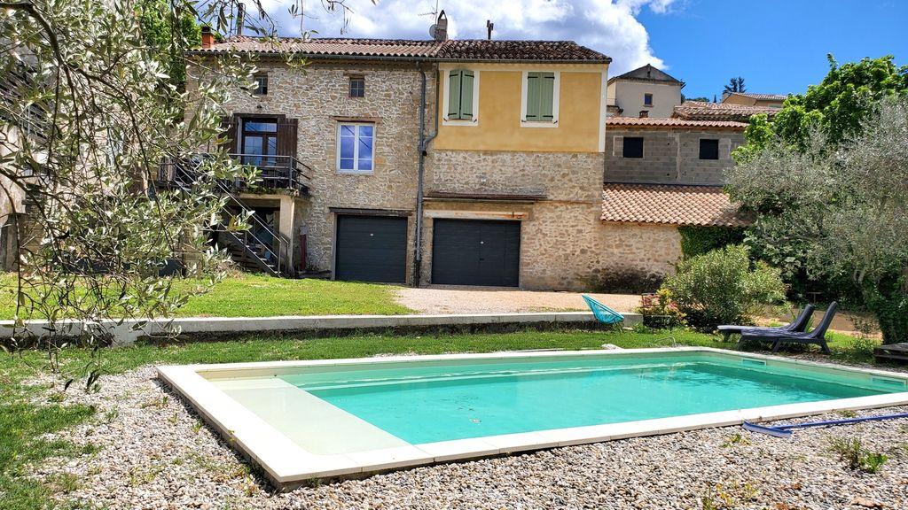 Achat maison 5chambres 185m² - Mollans-sur-Ouvèze