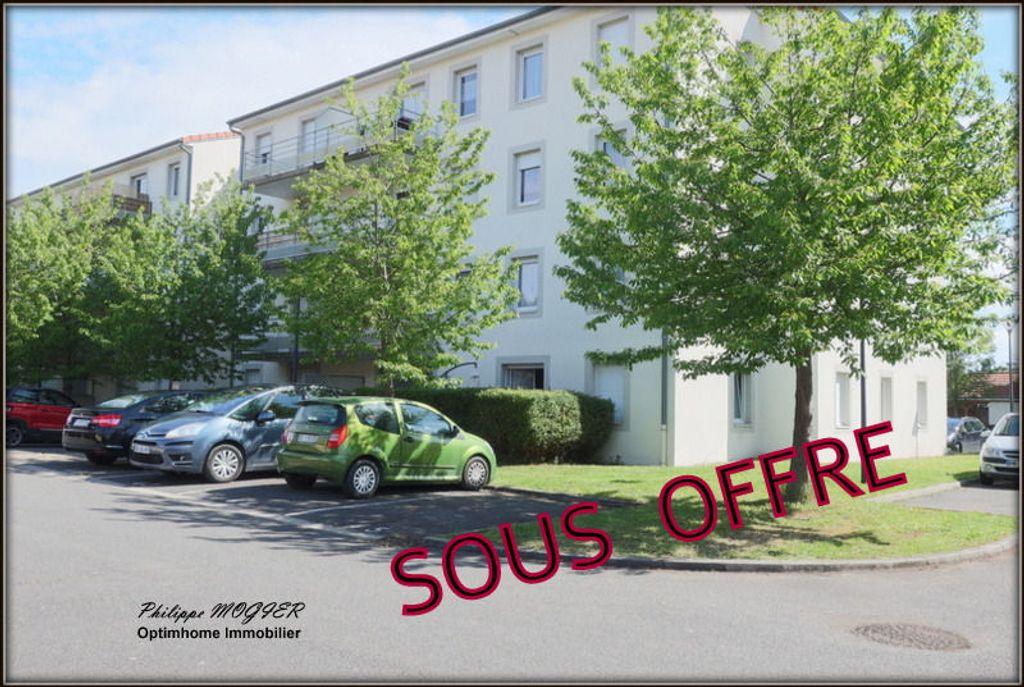 Achat appartement 2pièces 48m² - Vichy