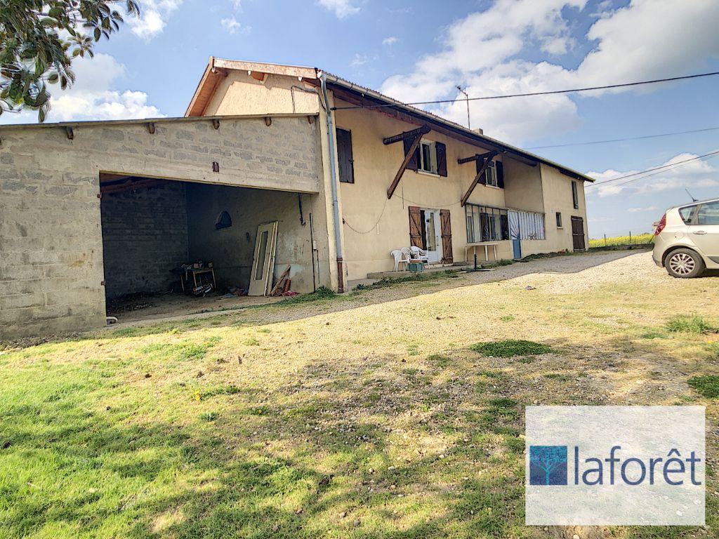 Achat maison 2chambres 121m² - Saint-Trivier-sur-Moignans