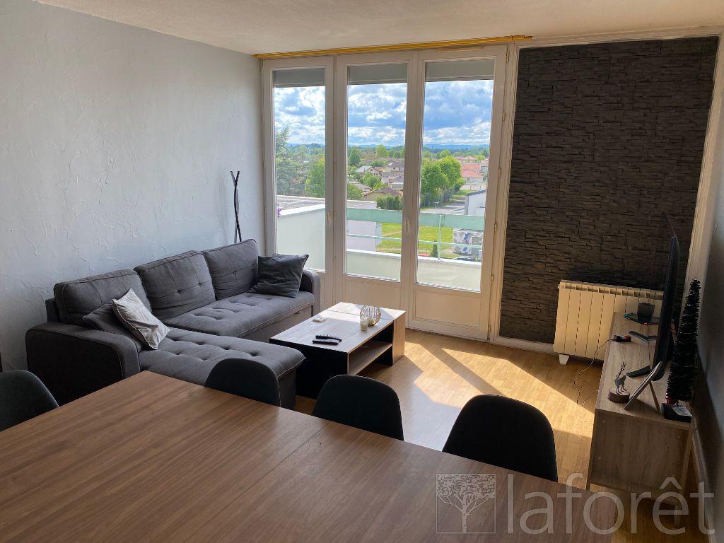 Achat appartement 3pièces 61m² - Péronnas