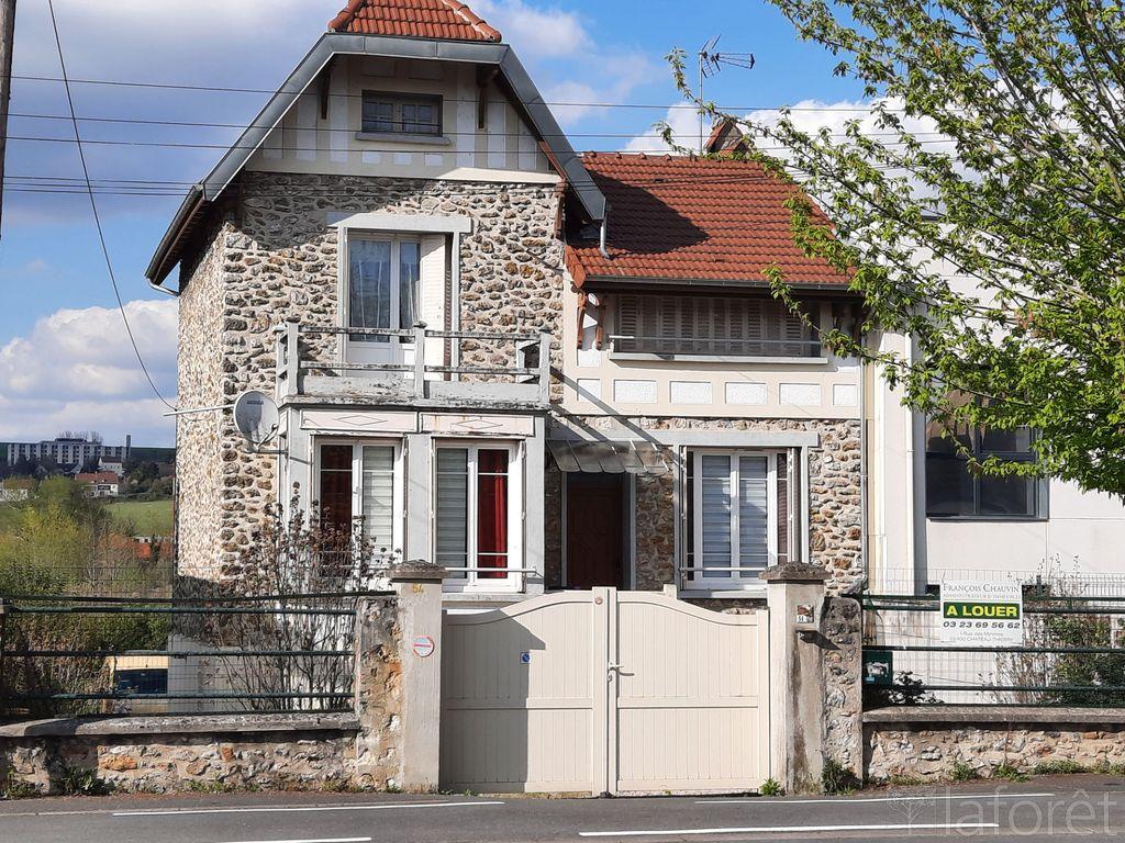 Achat maison 4chambres 108m² - Château-Thierry