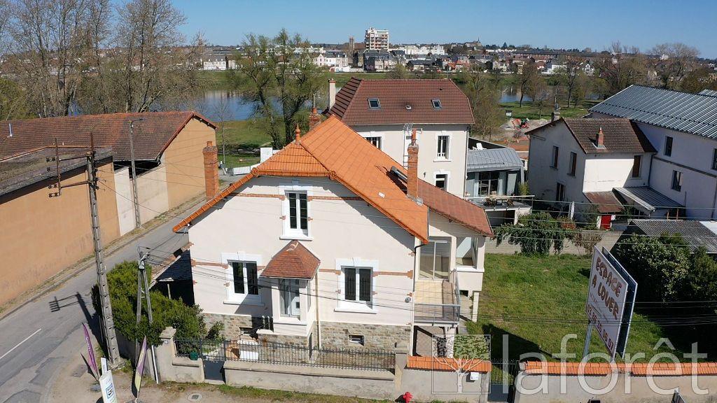 Achat maison 5chambres 185m² - Moulins