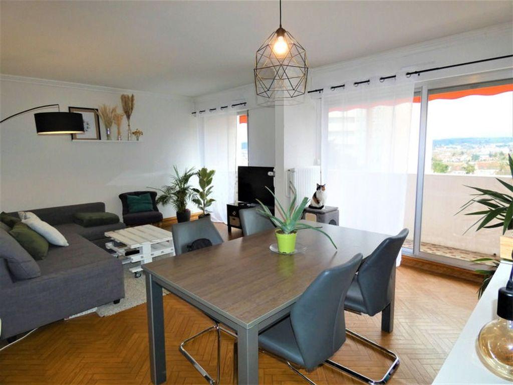 Achat appartement 4 pièce(s) Montluçon
