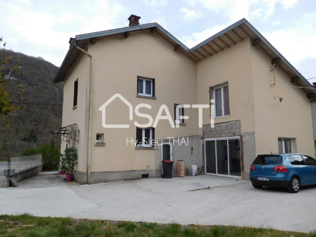 Achat maison 3chambres 133m² - Dortan