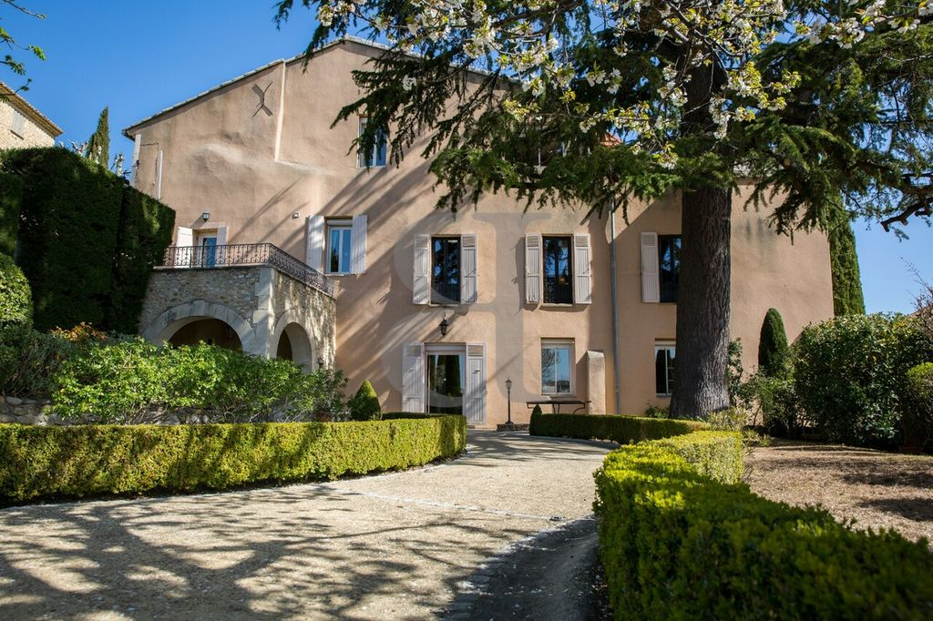 Achat maison 7chambres 457m² - Nyons