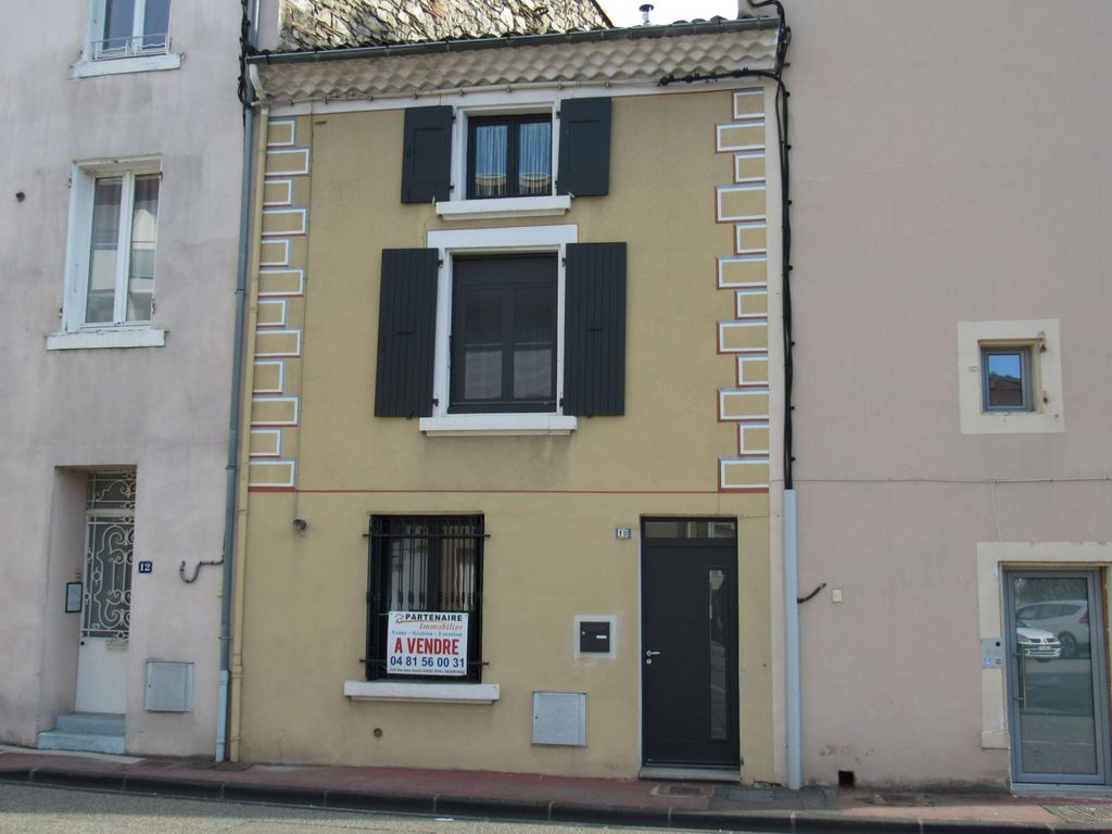 Achat maison 3chambres 121m² - Tain-l'Hermitage