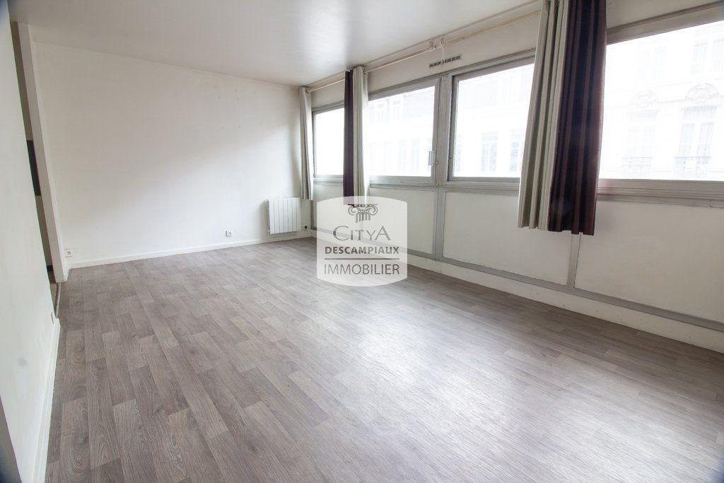Achat studio 30m² - Lille