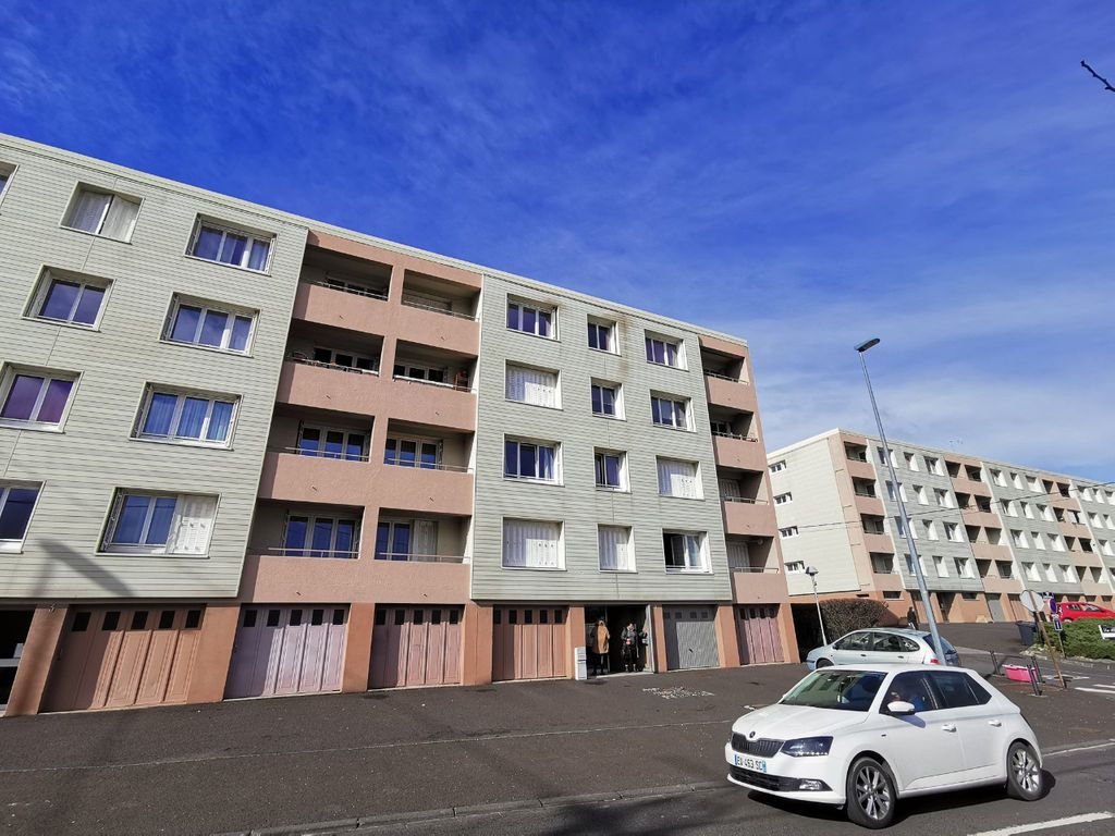 Achat appartement 5pièces 86m² - Clermont-Ferrand
