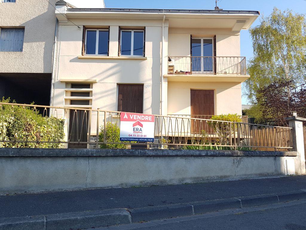 Achat maison 4chambres 150m² - Clermont-Ferrand