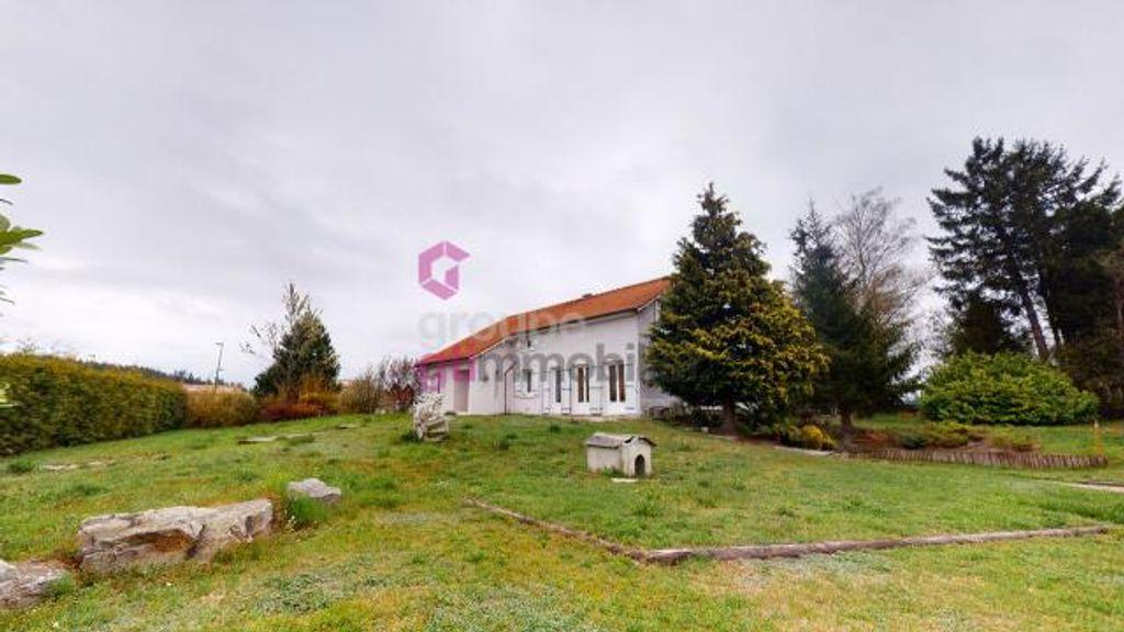 Achat maison 4chambres 160m² - Sainte-Sigolène