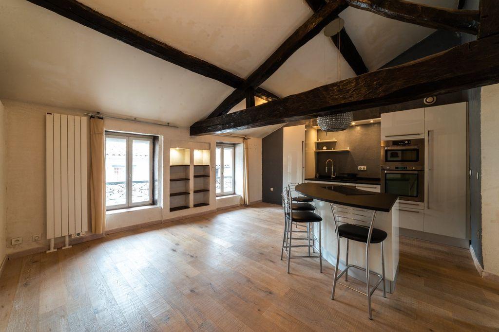 Achat appartement 2pièces 54m² - Châtillon-sur-Chalaronne