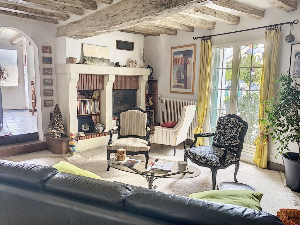 Achat maison 4chambres 143m² - Angers