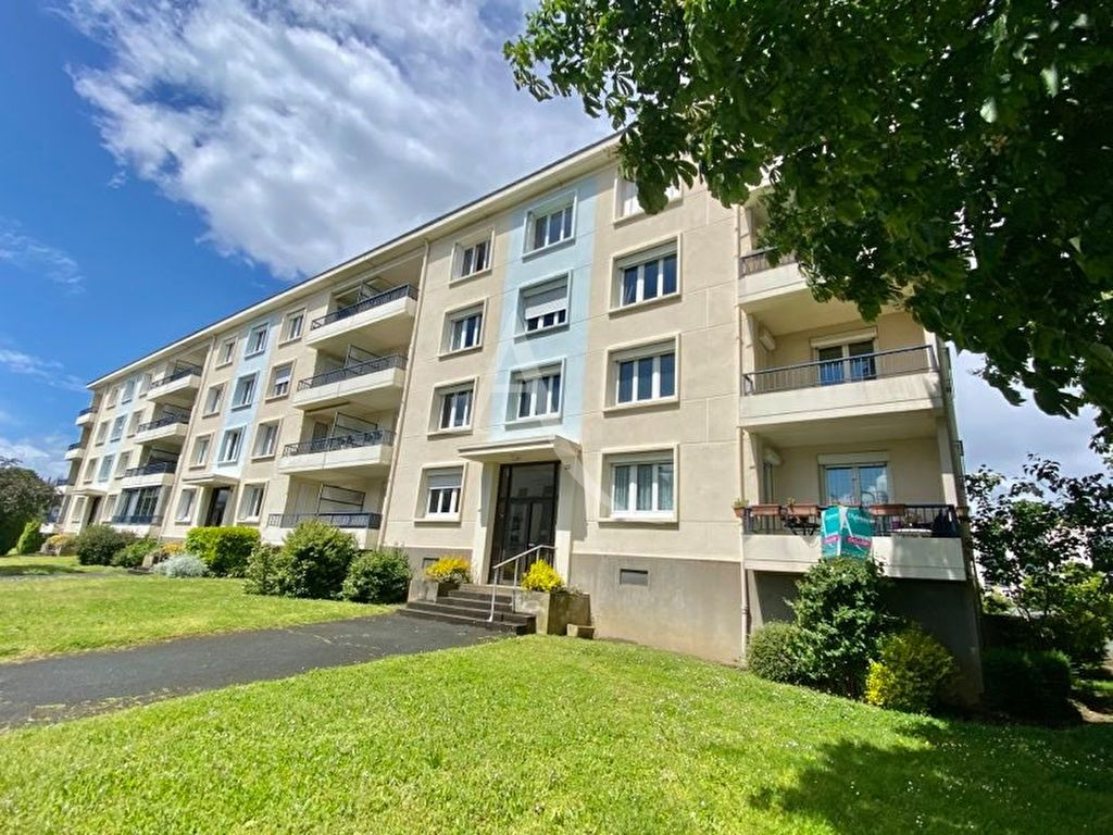 Achat appartement 3pièces 57m² - Angers