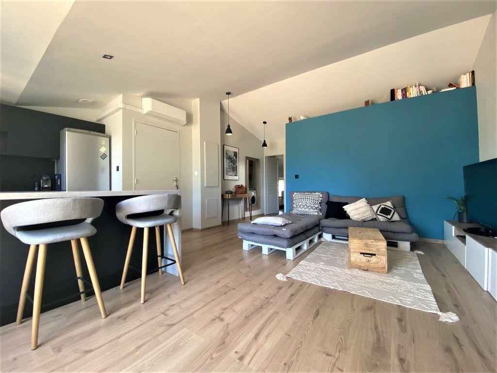 Achat appartement 2pièces 47m² - La Bâtie-Rolland