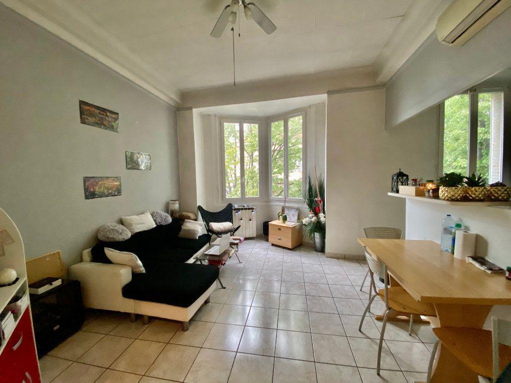 Achat appartement 2pièces 41m² - Marseille 9ème arrondissement