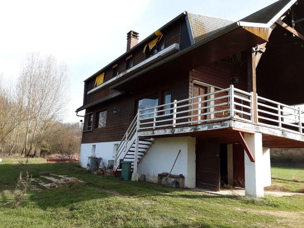 Achat maison 3chambres 126m² - Jaignes