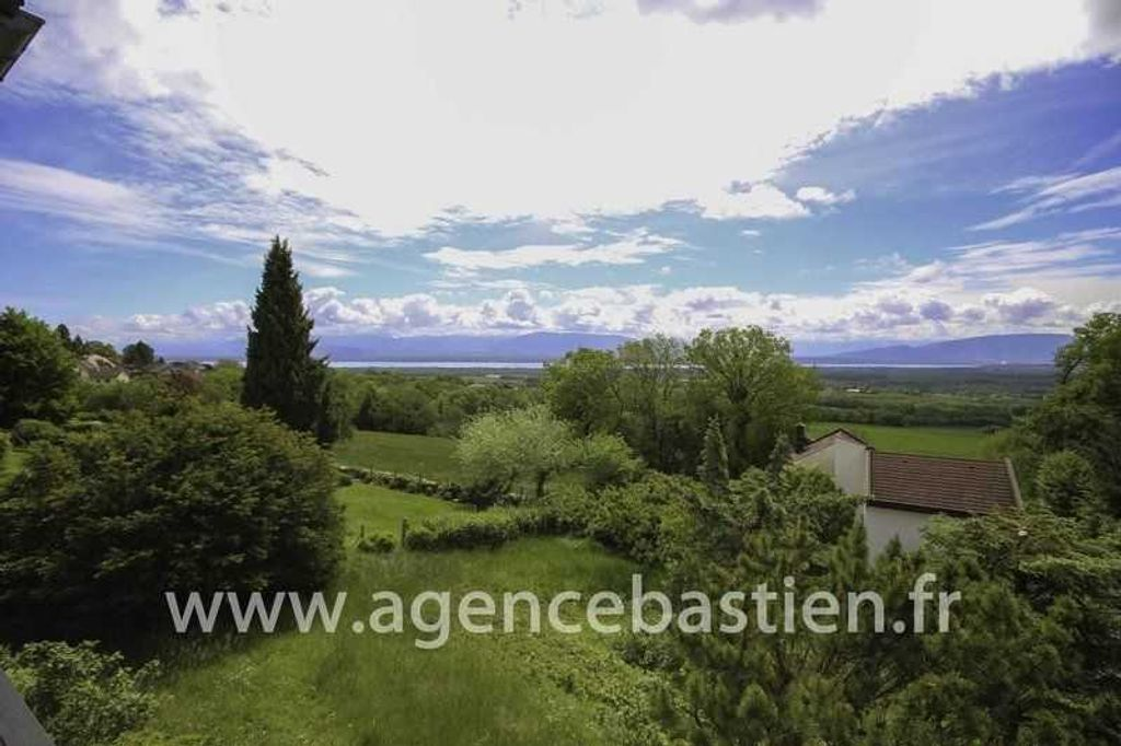 Achat maison 5chambres 233m² - Grilly