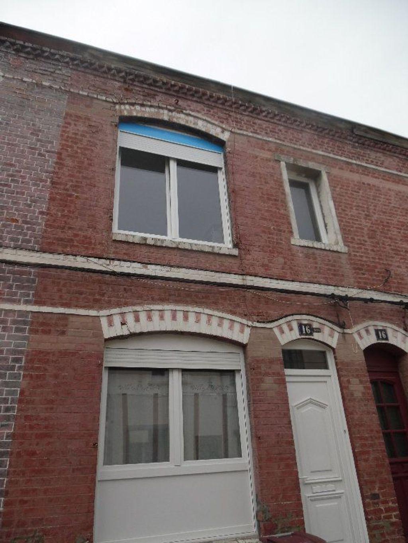 Achat maison 2chambres 58m² - Saint-Quentin