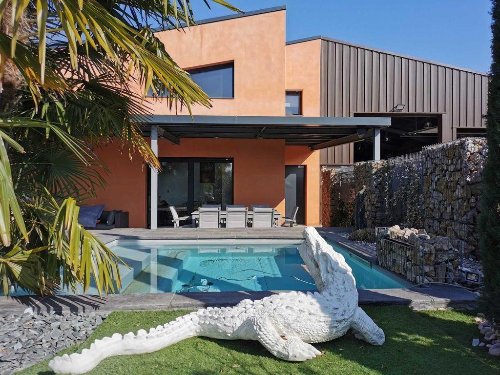 Achat maison 2chambres 300m² - Villieu-Loyes-Mollon