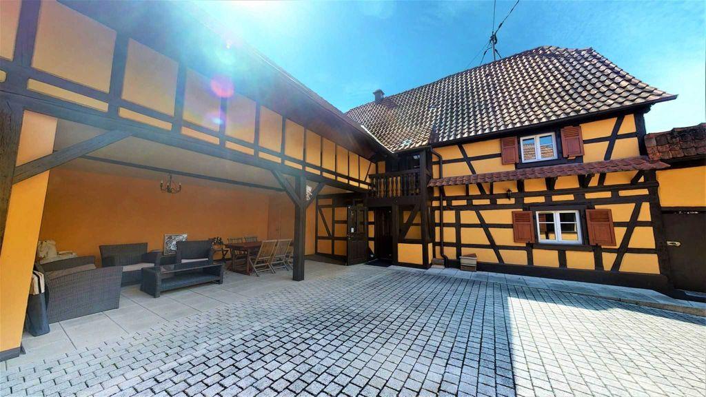 Achat maison 7chambres 257m² - Strasbourg