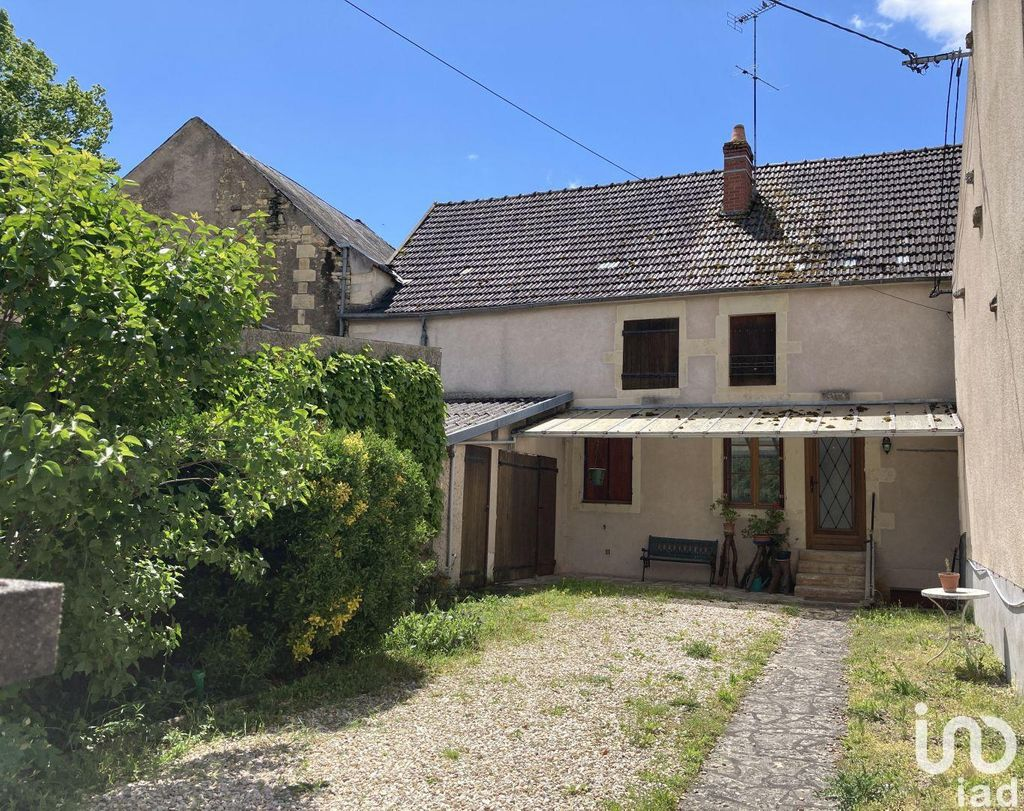 Achat maison 3chambres 110m² - Tannay