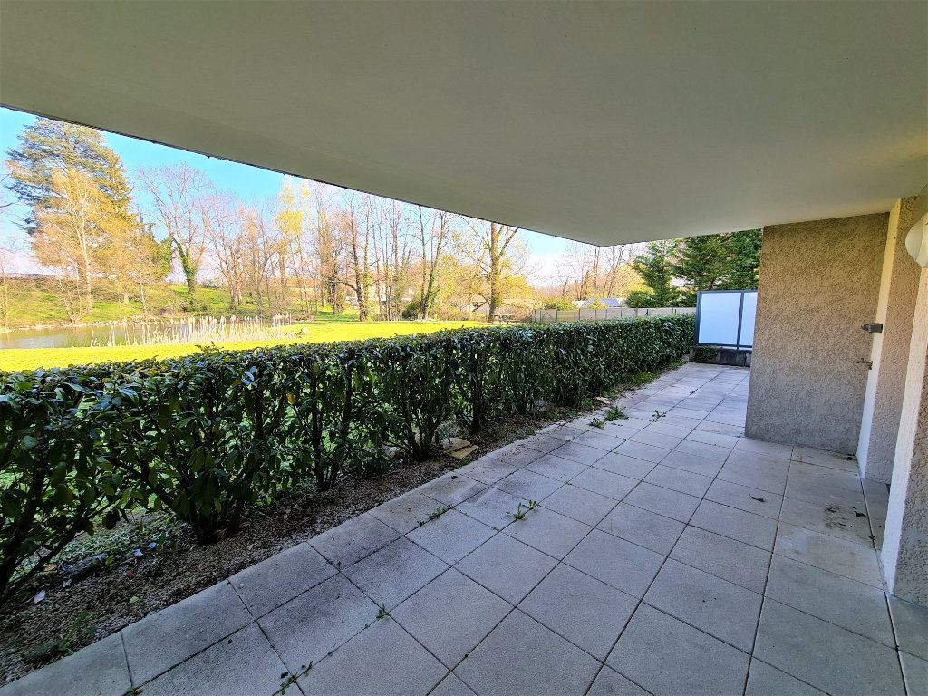 Achat appartement 3pièces 76m² - Thoiry