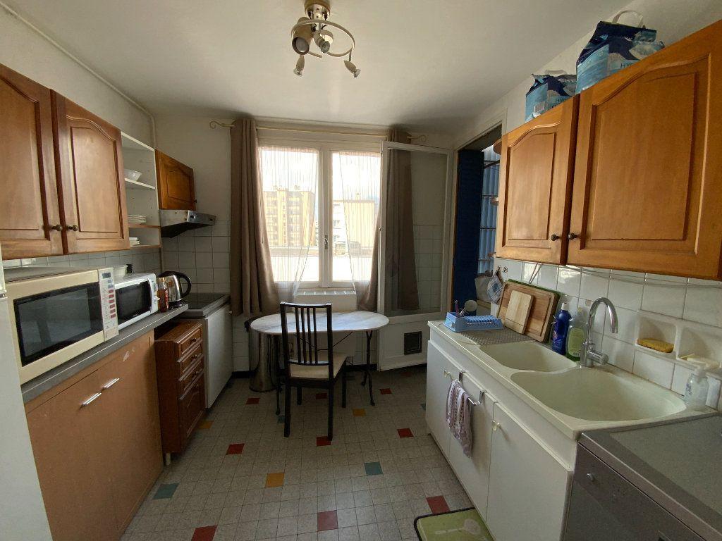 Achat appartement 4pièces 68m² - Grenoble