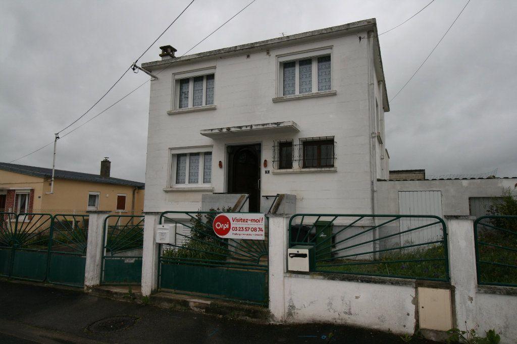 Achat maison 4chambres 115m² - Chauny