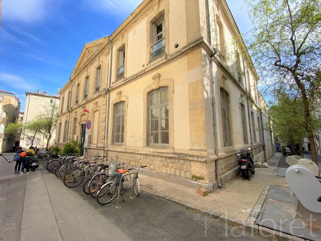 Achat studio 24m² - Montpellier
