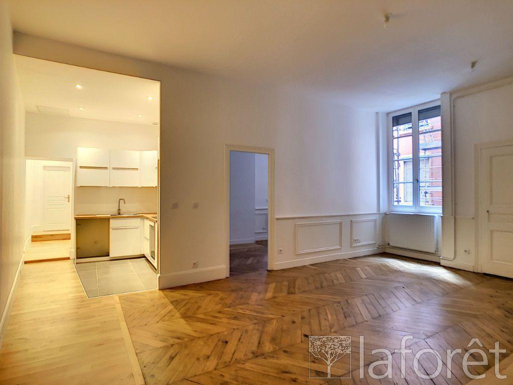 Achat appartement 4pièces 86m² - Lyon 4ème arrondissement