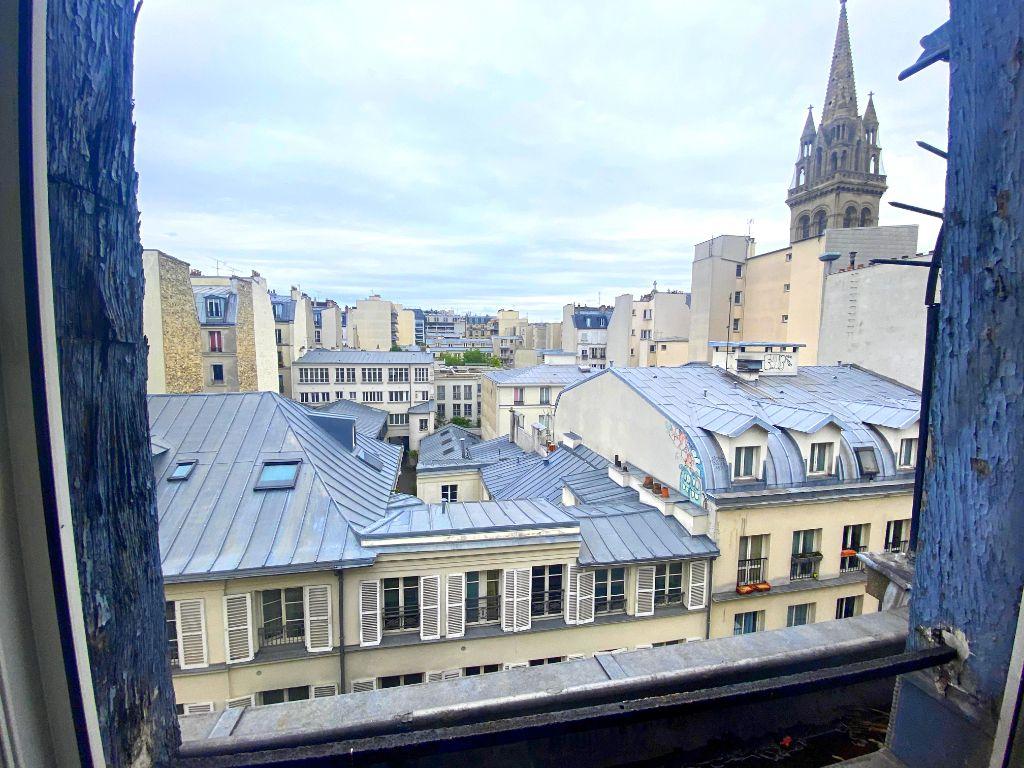Achat appartement 2pièces 25m² - Paris 11ème arrondissement
