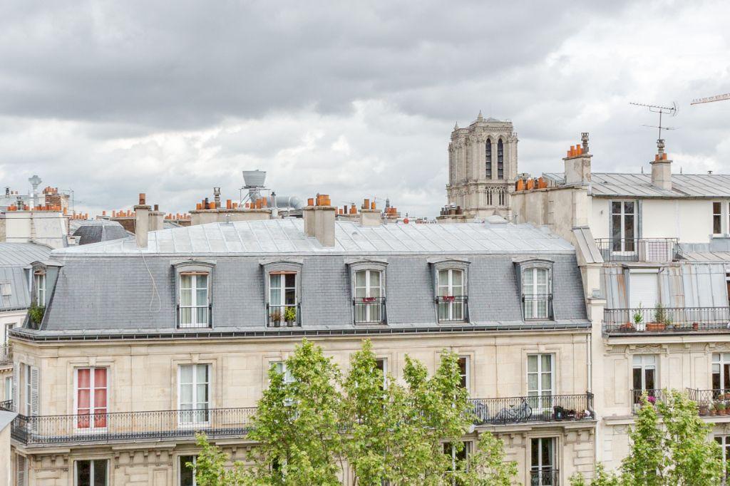 Achat duplex 2pièces 43m² - Paris 5ème arrondissement