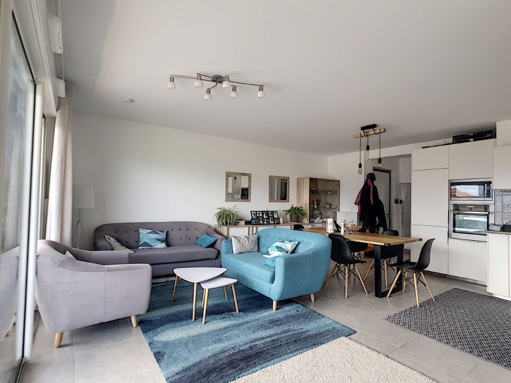 Achat appartement 4pièces 85m² - Challex