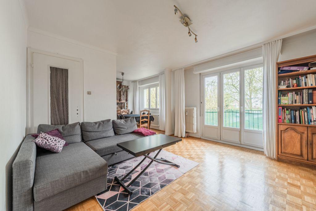 Achat appartement 4pièces 77m² - Strasbourg