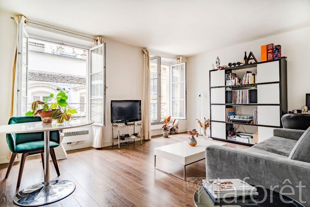 Achat appartement 2pièces 37m² - Paris 4ème arrondissement