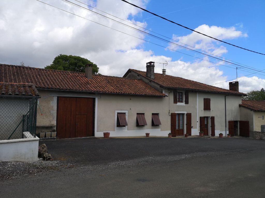 Achat maison 2chambres 100m² - Montembœuf