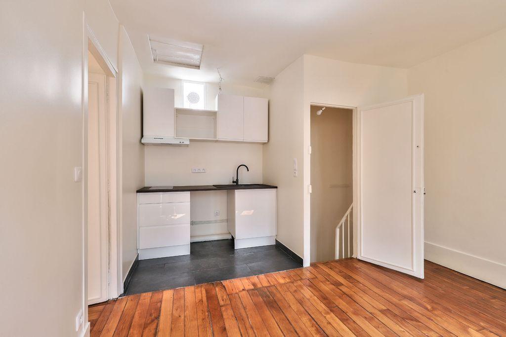 Achat appartement 2pièces 26m² - Paris 14ème arrondissement