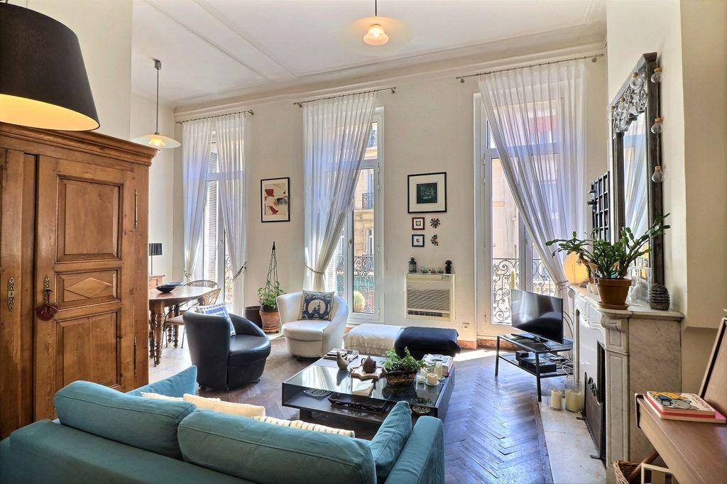 Achat appartement 4pièces 116m² - Marseille 6ème arrondissement