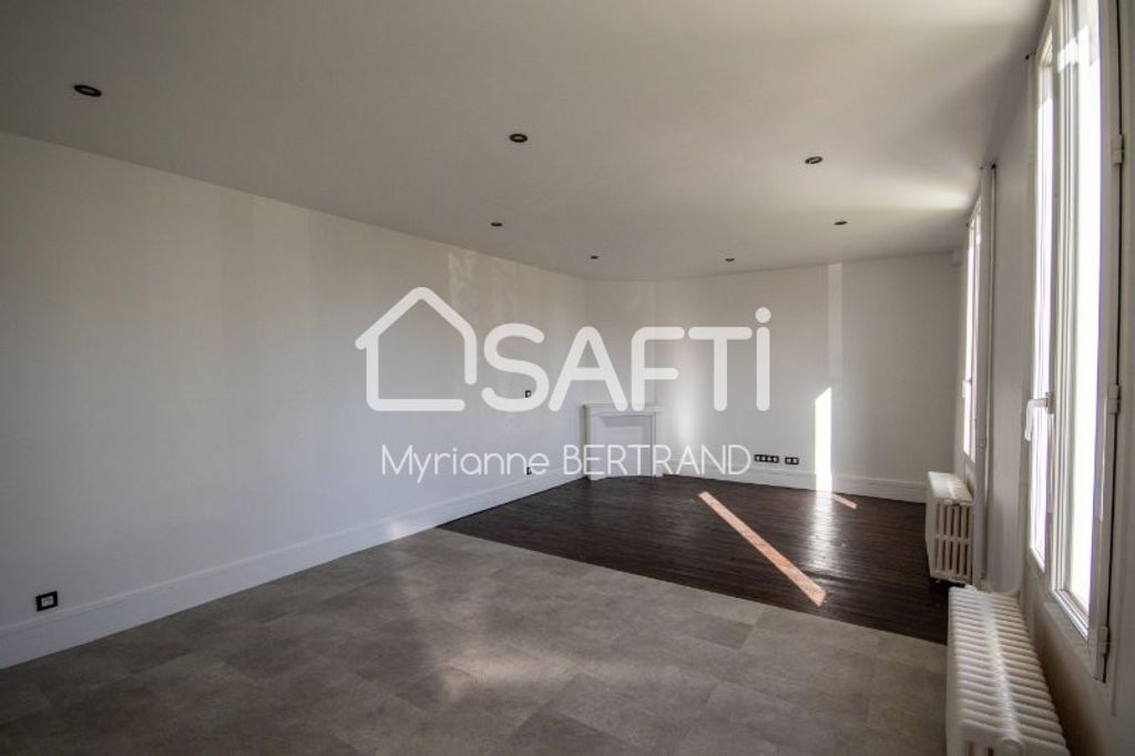 Achat maison 3chambres 93m² - Nevers