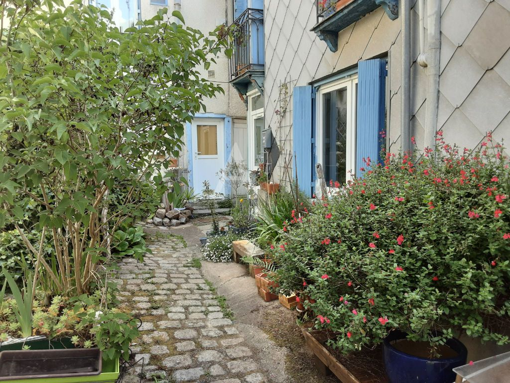 Achat maison 1chambre 51m² - Nantes