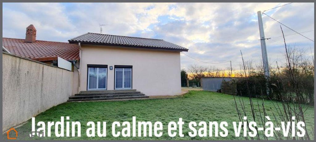 Achat maison 5chambres 148m² - Mézériat
