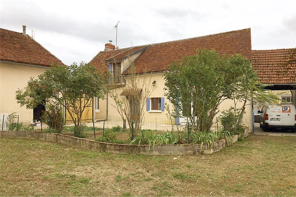 Achat maison 3chambres 137m² - Donzy