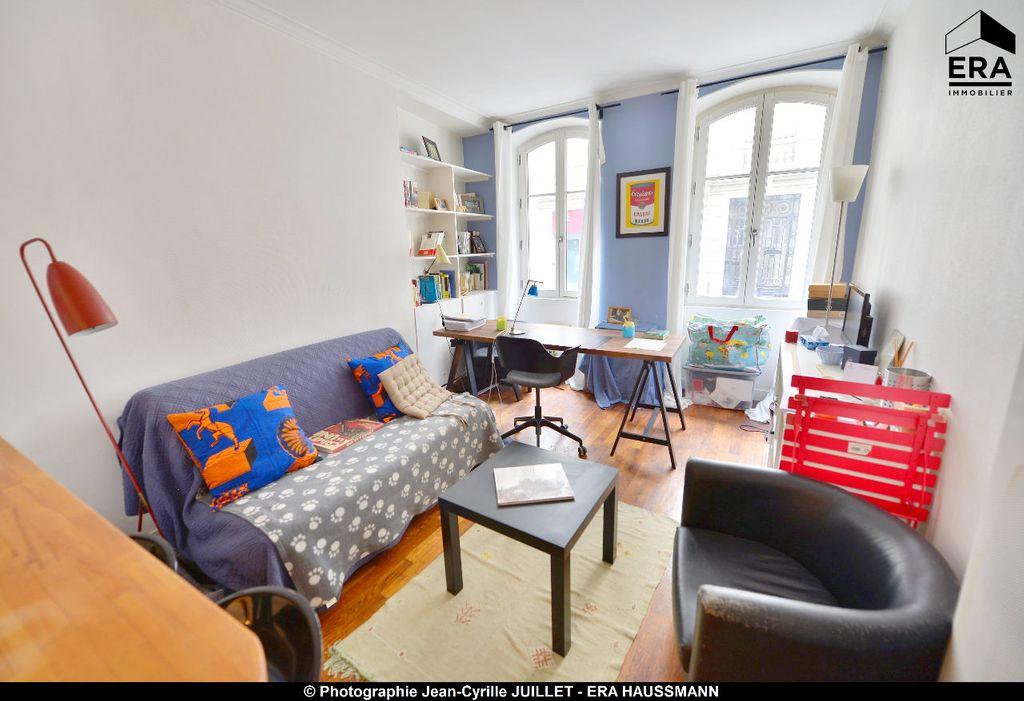 Achat appartement 2pièces 28m² - Paris 9ème arrondissement