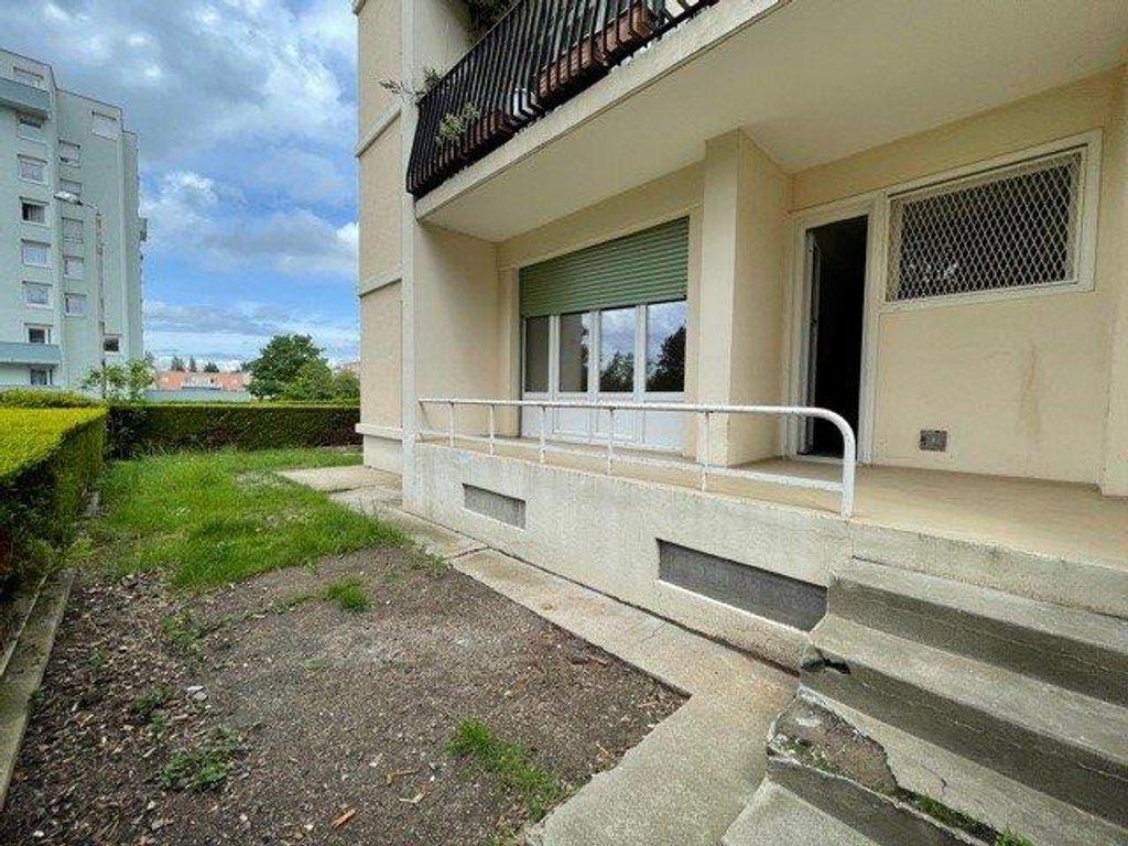 Achat appartement 4pièces 72m² - Vichy