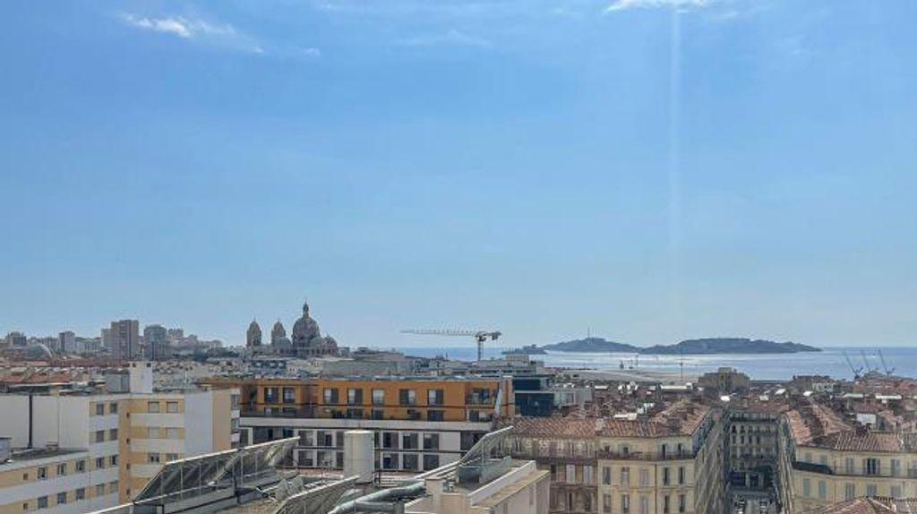 Achat appartement 3pièces 65m² - Marseille 2ème arrondissement