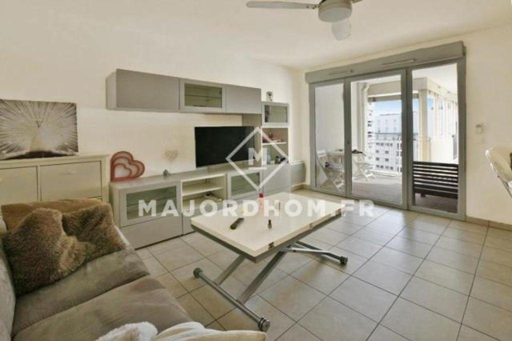Achat appartement 3pièces 59m² - Marseille 2ème arrondissement