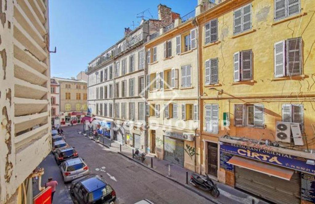 Achat appartement 4pièces 115m² - Marseille 1er arrondissement