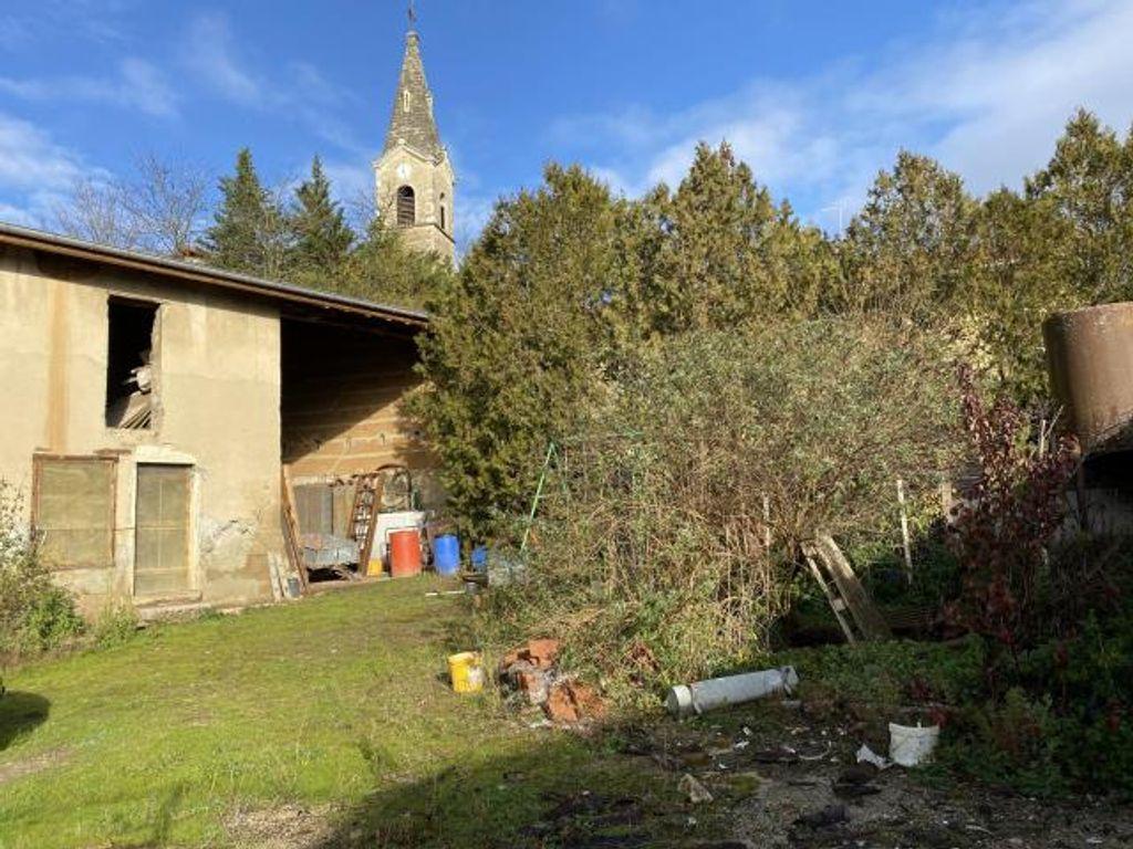 Achat maison 1 chambre(s) - Saint-Maurice-de-Gourdans
